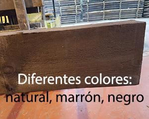 Diferentes colores